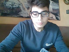 Italian Cute Boy,Big Thick Cock,Sexy Big Tight Ass On Cam