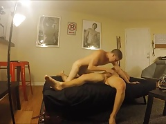 Two men on cam