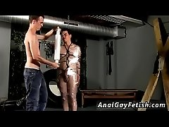 Male desperate to pee bondage and free boys fucking movie gay Sean