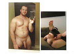 3-Slidshow, mixed Photo collage of Bears, Daddies and Twinks