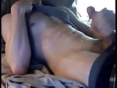 Skinny twink jerking with cum - more @ Camboys.ca