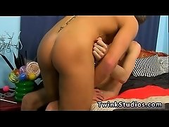 Teen gay twink fetched xxx What a way to welcome stellar young twink