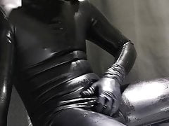 horny Rubber drone session part1