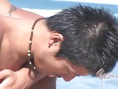 japanesehunks outdoor sex