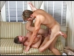 Gay Boy Fuck his Friends Bareback