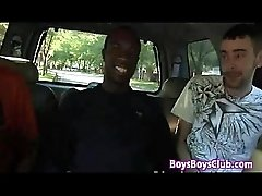 Blacks On Boys - White Skinny Gay Boy Fucked By Big Black Cock 12