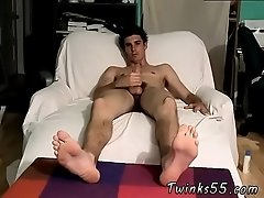 Mates play with cock bulge gay porn Evan has been saving up a jism