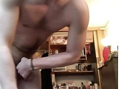 Tyler Stripping And Thong Wearing Compilation!