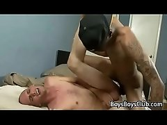 Blacks On Boys - Hardcore Gay Intyerracial Scene Porn Video 14