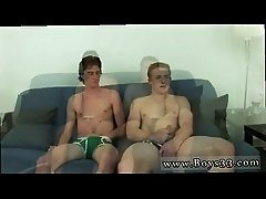 Gay man sucks young straight Jase and Charlie are back on the futon