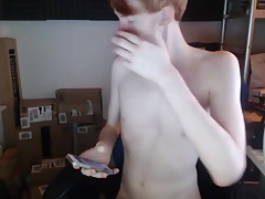 Cute Danish Boy With Big Cock
