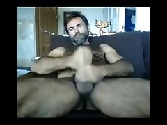 hairy man&#039_s wank (for all man)