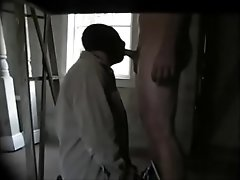 Married Construction Worker Swallows Hung Twinks Cum