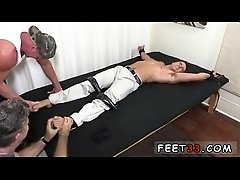 Gay twink feet movietures first time Sexy Hunk Matthew Tickled