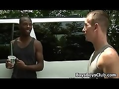 Blacks on Boys - Gay Bareback Nasty Fuck Video 11