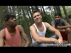 Blacks on Boys - Gay Bareback Nasty Fuck Video 27