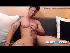 Dominating Toned Latino Jerks His large 10 pounder on web camera - gays18.club