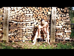 naked exhibition - got wood?
