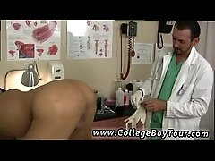Dirty gay doctor suck But before ramming my sausage in his hole, I