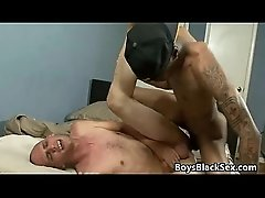 Black Gay Dude Fuck White Skinny Boy Up In His Tight Ass 16