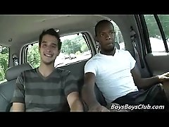 Blacks On Boys - Hardcore Gay Interracial XXX Video 11