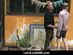 Cheating Hot Bad Boy Latino Twink Fucks Ex Boyfriend Outdoor