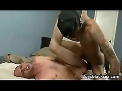 Blacks On Boys - Gay Interracial Fuck And Suck XXX Video 16