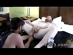 Twinks fist fucking and old gay men first time Sky Works Brock&#039_s Hole