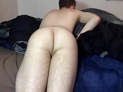 Very Cute Boy,Super Hot Big Round Smooth Ass,Nice Cock