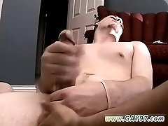 Free amateur interracial gay video and twink boy anal video tube JR