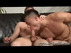 School fat gay boy sex Paulie Vauss and Brody Grant hammer it off
