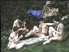 Vintage gay scouts