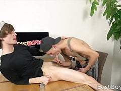Anthony Carter Losing his Virginity - First Fuck! - part2