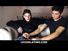 Hot Latin Twink Sucks And Takes RAW Cock For Cash - LECHELATINO.COM