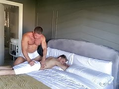 OF Dato Foland, Delan Benobe and Ricky Blue