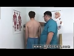 Medical photos of naked men and gay male doctor wanking I then